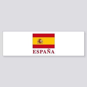 Espana Sticker (Bumper)