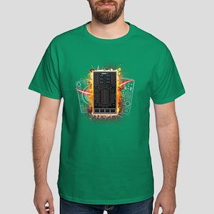 Stanton Graffiti Dark T-Shirt