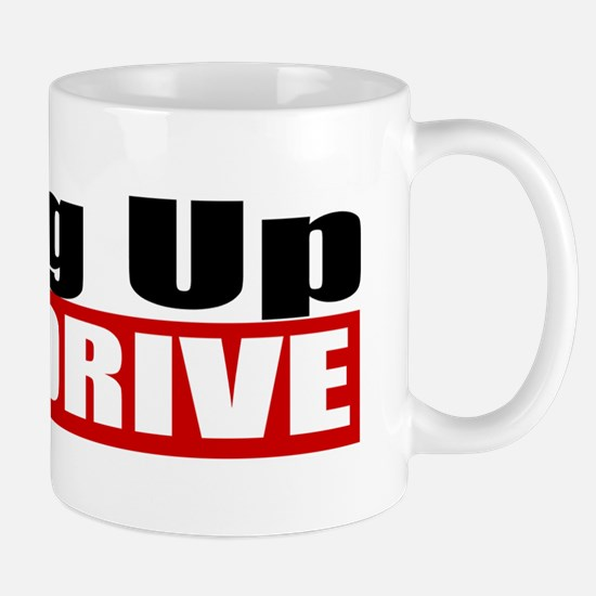 Hang Up And Drive Mug