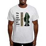 Men's Funny Fishing Light T-Shirt