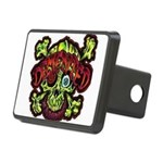 Demented Magazine Hitch Cover