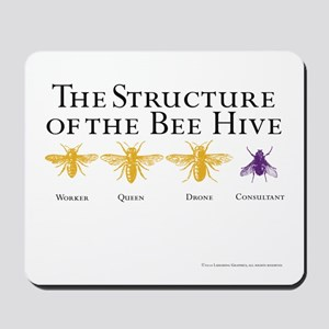 The Hive Mousepad
