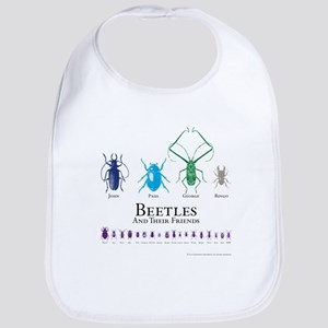 Beetles Bib