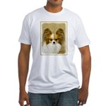 Papillon Fitted T-Shirt