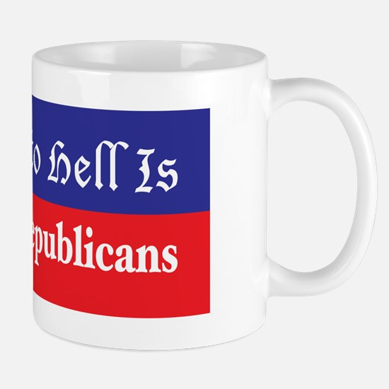 Road to Hell Mug