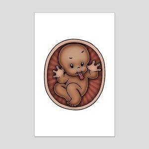 Razz Baby -DS Mini Poster Print