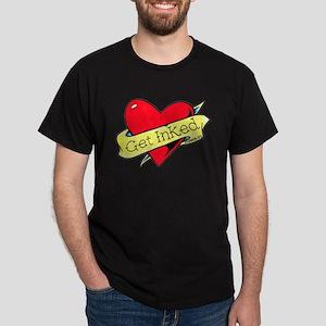 Get Inked Dark T-Shirt