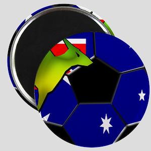 Australia Soccer Magnet
