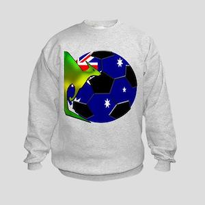 Australia Soccer Kids Sweatshirt