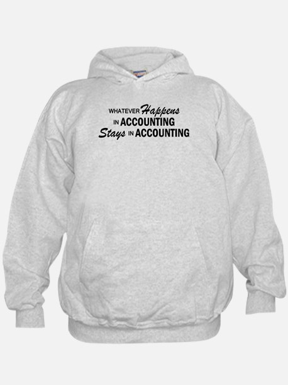 Whatever Happens - Accounting Hoodie