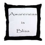 The Bliss Throw Pillow