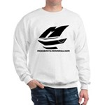 Icon Logo White or Gray Sweatshirt