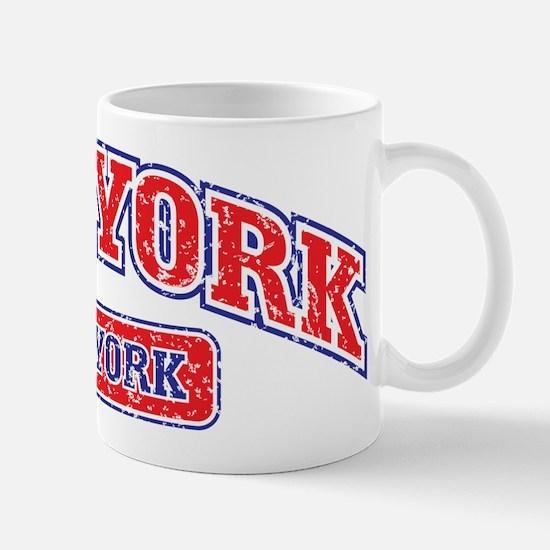 New York Athletic Mug