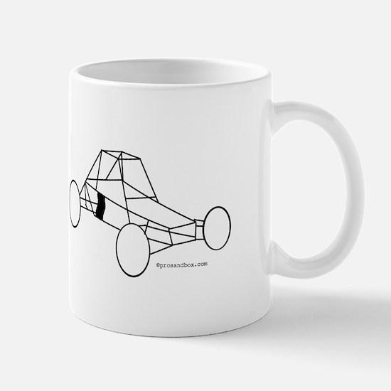 Unique Sandrail Mug