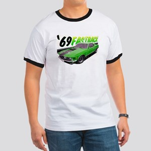 69 Fastback Mustang Ringer T
