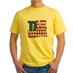Tax Soda! Yellow T-Shirt
