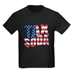Tax Soda! Kids Dark T-Shirt