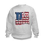 Tax Soda! Kids Sweatshirt