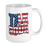 Tax Soda! Large Mug