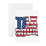 Tax Soda! Greeting Cards (Pk of 20)