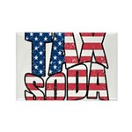 Tax Soda! Rectangle Magnet