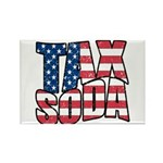 Tax Soda! Rectangle Magnet (10 pack)
