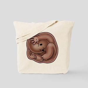 Cwowded Womb Tote Bag