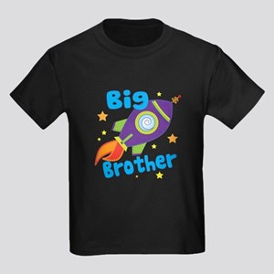 Big Brother Rocket Kids Dark T-Shirt
