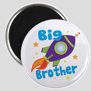 Big Brother Rocket Magnet