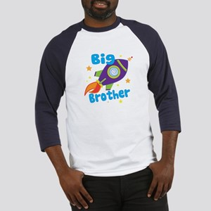 Big Brother Rocket Baseball Jersey