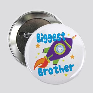 "Biggest Brother Rocket 2.25"" Button"
