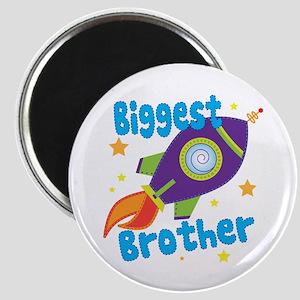 Biggest Brother Rocket Magnet