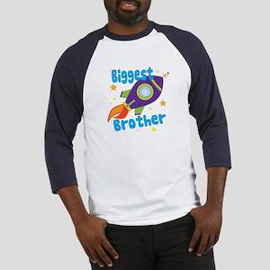 Biggest Brother Rocket Baseball Jersey