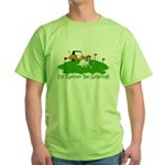 JRT The Pro Golfer Green T-Shirt