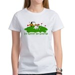 JRT The Pro Golfer Women's T-Shirt