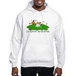 JRT The Pro Golfer Hooded Sweatshirt