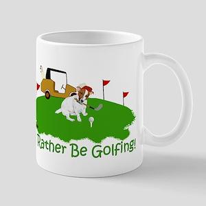 JRT The Pro Golfer Mug