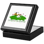 JRT The Pro Golfer Keepsake Box