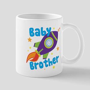 Baby Brother Rocket Mug