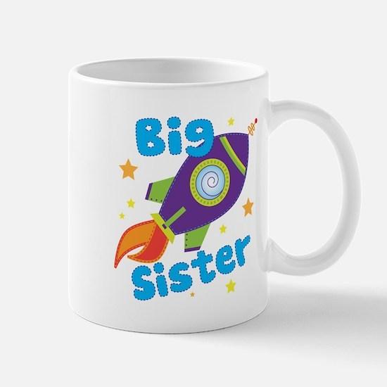 Big Sister Rocket Mug