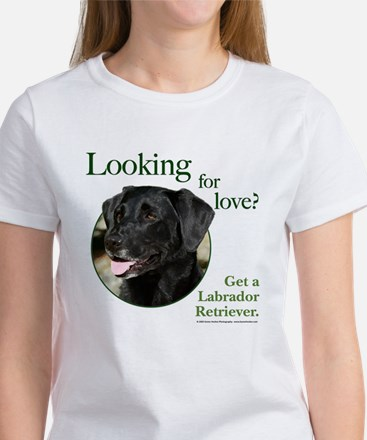 Looking for Love Women's T-Shirt