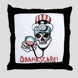 Repeal ObamaCare Throw Pillow