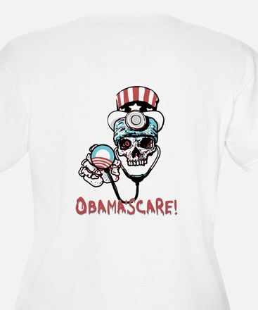 Repeal Health Care 2 Sided T-Shirt