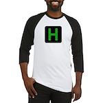 Hercules Logo Baseball Jersey