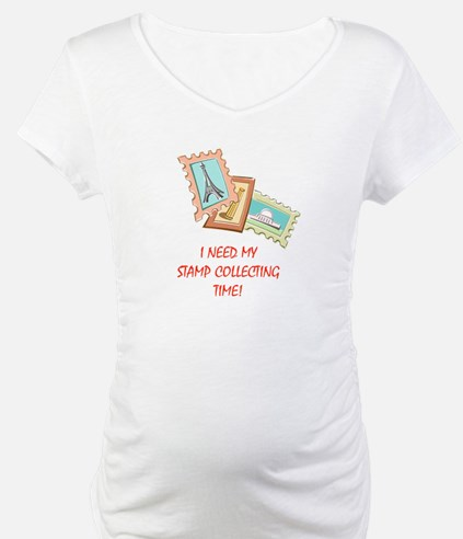 Stamp Collecting Time! Shirt