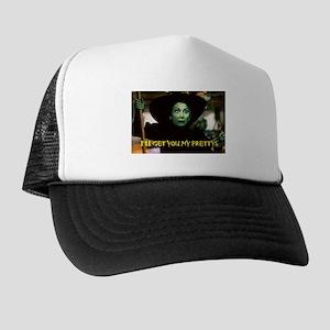 I'LL GET YOU MY PRETTY! Trucker Hat