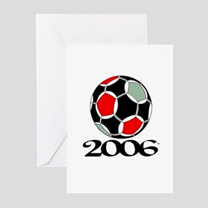 Soccer '06 Greeting Cards (Pk of 10)