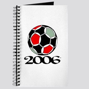 Soccer '06 Journal