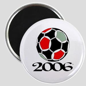 Soccer '06 Magnet