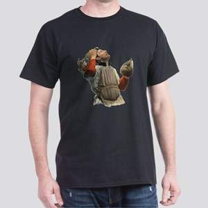 Vintage Sports Baseball Dark T-Shirt